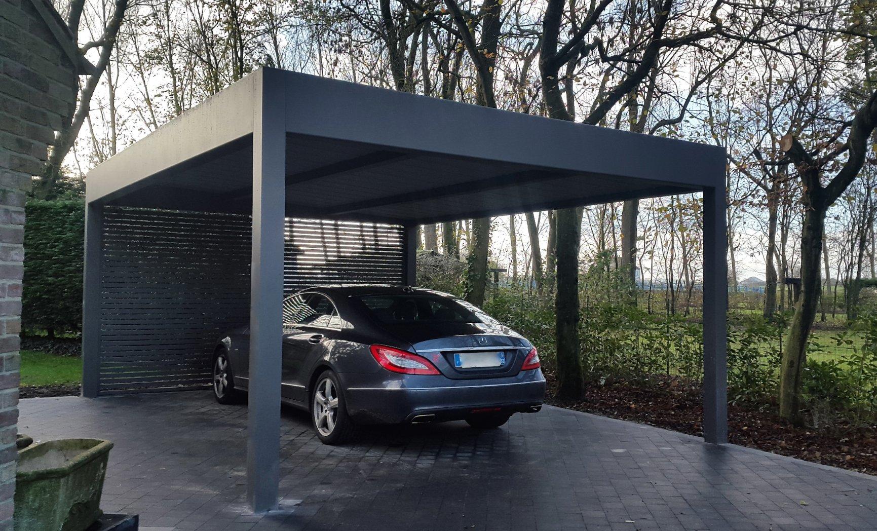 carport alu freitragend wunderbar carport freitragend. Black Bedroom Furniture Sets. Home Design Ideas