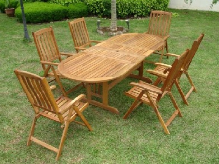 Best Table De Jardin En Bois Jardiland Pictures - Amazing House ...